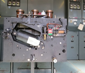 Design of new mechanism components to cure Switchgear & Cowan 2400A
