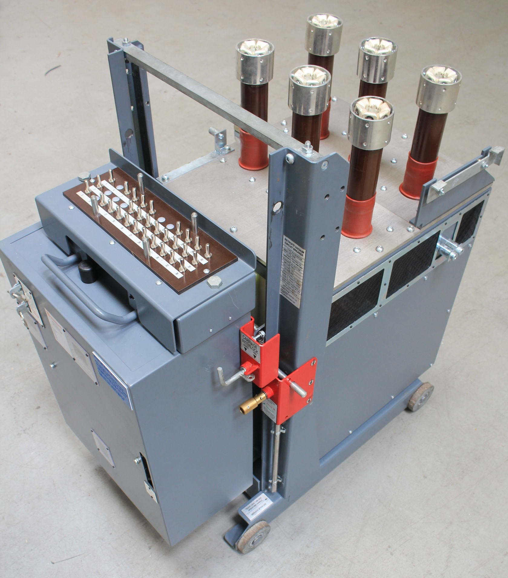 40kA Retrofit Breaker Solutions